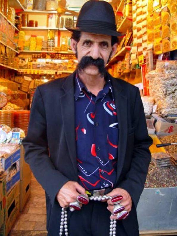 persian guy